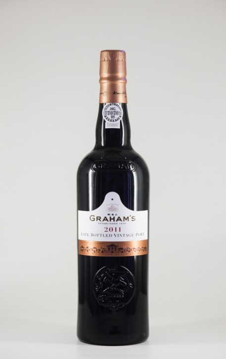 2011 Graham's Late Bottled Vintage Port
