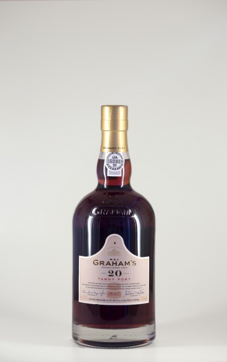 Graham's Port 20 Years old Tawny