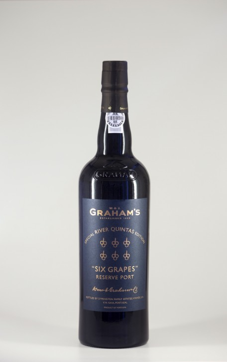 Graham's Six Grapes Reserve Port Special River Quintas Edition