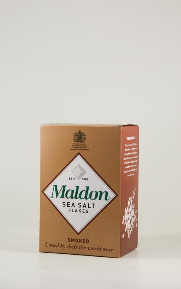 Maldon Smoked Sea Salt 125g - Maldon Crystal Salt Company